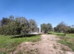 villa met zeezicht in aanbouw - carovigno puglia 17