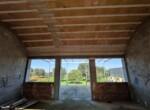 villa met zeezicht in aanbouw - carovigno puglia 4