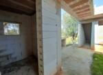 villa met zeezicht in aanbouw - carovigno puglia 6