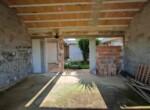 villa met zeezicht in aanbouw - carovigno puglia 7