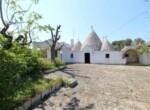 Ceglie Messapica - Karakteristiek trullo complex in Puglia 2