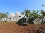 Ceglie Messapica - Karakteristiek trullo complex in Puglia 4