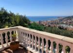 Imperia - villa met zeezicht in liguria te koop 4