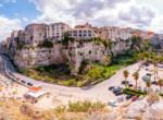 appartement in het historische centrum van Tropea te koop