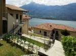 Appartement met zicht op comomeer en zwembad - Domaso 10