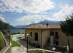 Appartement met zicht op comomeer en zwembad - Domaso 11