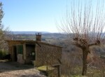 Todi Umbria - Stenen landhuis te koop 15