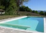 Todi Umbria - domein met landhuis en zwembad te koop 13