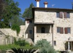 Todi Umbria - domein met landhuis en zwembad te koop 3