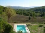 Todi Umbria - domein met landhuis en zwembad te koop 5