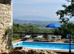 Todi Umbria - huis met zwembad te koop 2