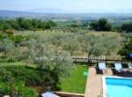 Todi Umbria - huis met zwembad te koop 4