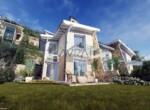 te koop nieuwbouw project Parzanica Iseo meer 1