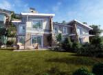 te koop nieuwbouw project Parzanica Iseo meer 2