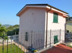 San Agata huis met tuin in Liguria te koop 12
