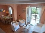 San Agata huis met tuin in Liguria te koop 20