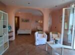 San Agata huis met tuin in Liguria te koop 3