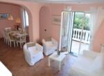 San Agata huis met tuin in Liguria te koop 9