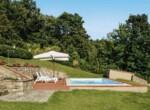 Montecatini Val di Cecina villa met zwembad te koop 12