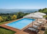 Montecatini Val di Cecina villa met zwembad te koop 7