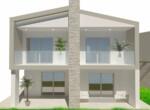 nieuwbouw huis project zeezicht zwembad tropea calabria te koop 1