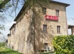 Montecchio Umbria - stenen landhuis te koop 2