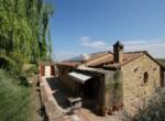 Stenen huis te koop bij Volterra - Toscane 12