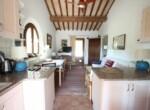 Stenen huis te koop bij Volterra - Toscane 5