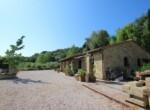 Stenen huis te koop bij Volterra - Toscane 9