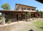 Typisch toscaans huis Chianni 1