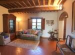 Typisch toscaans huis Chianni 10