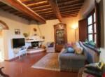 Typisch toscaans huis Chianni 11