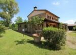 Typisch toscaans huis Chianni 2