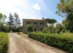 Typisch toscaans huis Chianni 4