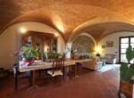Typisch toscaans huis Chianni 7