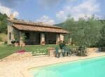 huis met zwembad in Guardea te koop - Italie 1