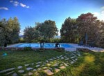 huis met zwembad in Guardea te koop - Italie 12