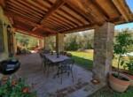 huis met zwembad in Guardea te koop - Italie 14
