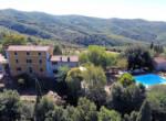 Massa Marittima - agriturismo met zwembad in Toscane te koop 1