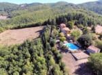 Massa Marittima - agriturismo met zwembad in Toscane te koop 12