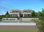 nieuwe appartementen te koop gardameer - Moniga del Garda 1