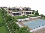 nieuwe appartementen te koop gardameer - Moniga del Garda 2