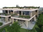 nieuwe appartementen te koop gardameer - Moniga del Garda 3