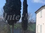 Moderne villa cartoceto le marche te koop 19