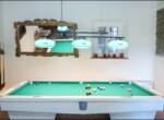 Tavolo da biliardo - Villa a Vecchiano - Pisa