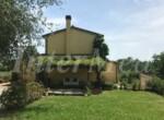 Villa met zwembad bij Mondavio Le Marche te koop 3