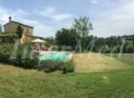 Villa met zwembad bij Mondavio Le Marche te koop 4