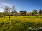 Volterra stenen landhuis te koop in Toscane 12