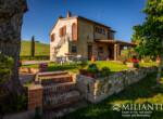 Volterra stenen landhuis te koop in Toscane 5