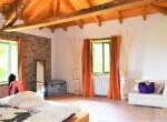 Vrijstaand stenen huis in Dego Liguria te koop 15